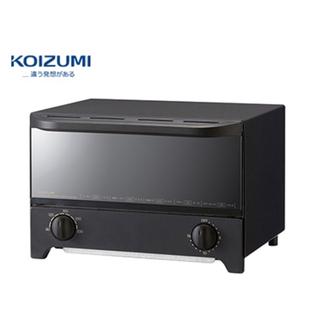 コイズミ(KOIZUMI)のオーブントースター 2019年式 KOS-1214 (調理機器)
