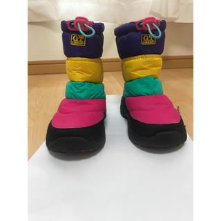 ジーティーホーキンス(G.T. HAWKINS)のキッズ ブーツ(ブーツ)