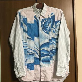 コムデギャルソンオムプリュス(COMME des GARCONS HOMME PLUS)のcomme des garcons shrit ドッキングシャツ(シャツ)