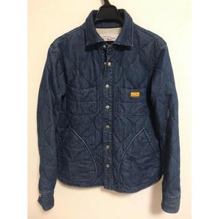 ネイタルデザイン(NATAL DESIGN)のキルテッドシャツ(Gジャン/デニムジャケット)