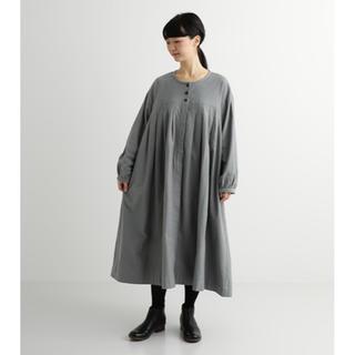 ネストローブ(nest Robe)の美品 ナチュラン   完売 kacoi ワンピース(ロングワンピース/マキシワンピース)