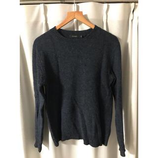 RAGEBLUE - RAGEBLUE Uネックニット セーター