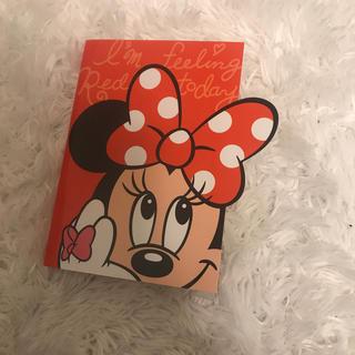 ディズニー(Disney)の大人気キャラクターミニーちゃんメモ帳(ノート/メモ帳/ふせん)