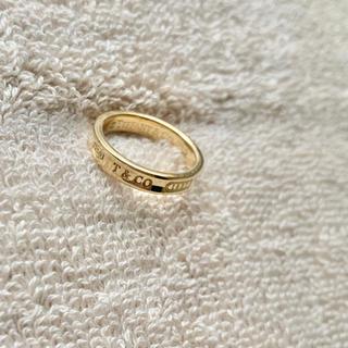 ティファニー(Tiffany & Co.)のティファニー 1837 ナロー リング K18YG 12号(リング(指輪))