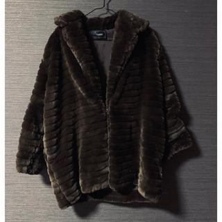エディットフォールル(EDIT.FOR LULU)の専用◎vintage eco mink coat(毛皮/ファーコート)