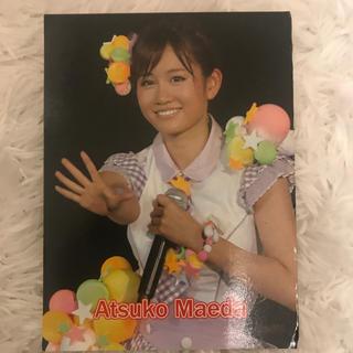 エーケービーフォーティーエイト(AKB48)の大人気アイドル前田敦子 カード(アイドルグッズ)