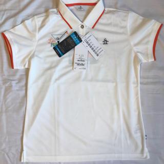 マンシングウェア(Munsingwear)の新品タグ付き マンシングウェア ポロシャツLLサイズ(ポロシャツ)