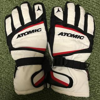 アトミック(ATOMIC)のスキー手袋(ウエア)
