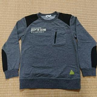サンカンシオン(3can4on)の3can4on トレーナー・スエット(薄手)(Tシャツ/カットソー)