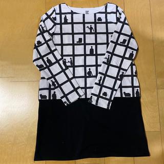 グラニフ(Design Tshirts Store graniph)の【グラニフ】チュニック(チュニック)