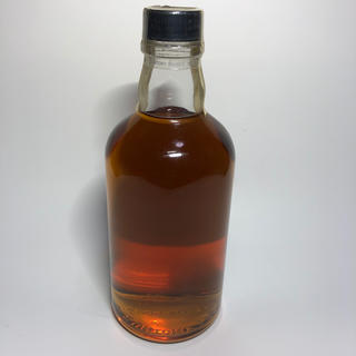 サントリー(サントリー)のサントリー ピュアモルト  7年  500ml レア ラベル取れ(ウイスキー)