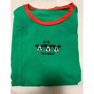 ミッキーマウス - ミッキーのTシャツ