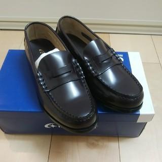 moonstar ローファーダークブラウン(ローファー/革靴)