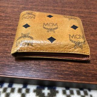 エムシーエム(MCM)のMCM財布(その他)