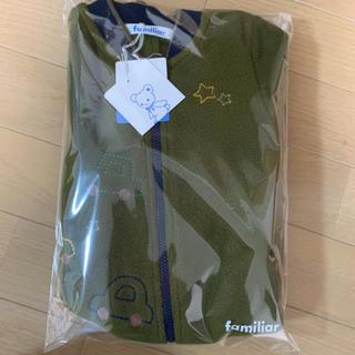 familiar - 新品タグつき ファミリア  ジャンプスーツ ロンパース