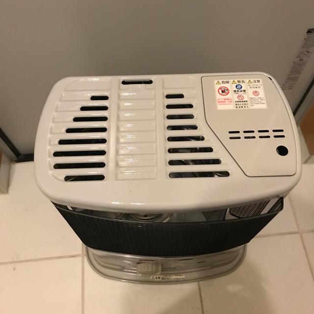 コロナ(コロナ)のCORONA 石油ストーブ 8畳 スマホ/家電/カメラの冷暖房/空調(ストーブ)の商品写真