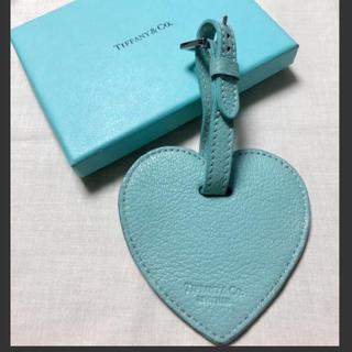 ティファニー(Tiffany & Co.)のTiffany ラゲージタグ(旅行用品)