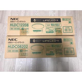 エヌイーシー(NEC)のシーリングライト NEC(天井照明)