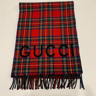 Gucci - ❤️GUCCI マフラー新品未使用❤️
