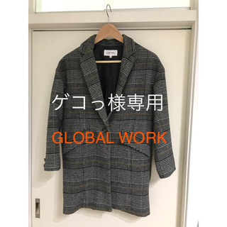 グローバルワーク(GLOBAL WORK)のGLOBAL WORK キッズ チェスターコート(コート)