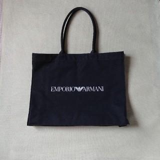 エンポリオアルマーニ(Emporio Armani)のEMPORIO ARMANI  ノベルティ トートバッグ(トートバッグ)