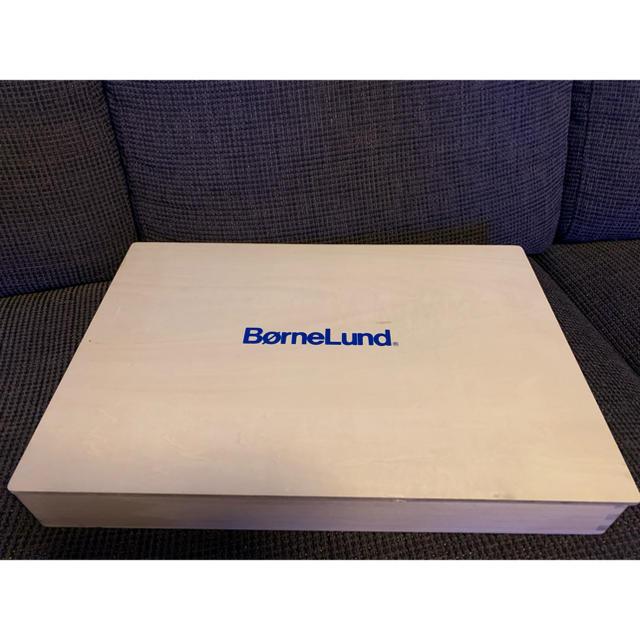 BorneLund(ボーネルンド)のボーネルンド⭐︎積木カラー キッズ/ベビー/マタニティのおもちゃ(積み木/ブロック)の商品写真