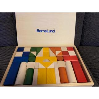 ボーネルンド(BorneLund)のボーネルンド⭐︎積木カラー(積み木/ブロック)