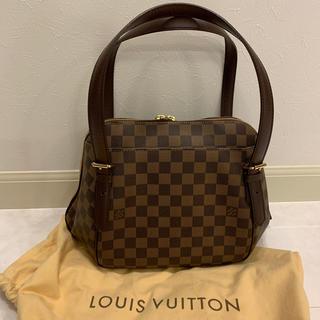 ルイヴィトン(LOUIS VUITTON)のルイヴィトン  ダミエ ベレム ベレムMM 美品 Louis Vuitton(ショルダーバッグ)