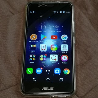 ASUS - ASUS Zenfone3Max(ZC520TL) simフリー
