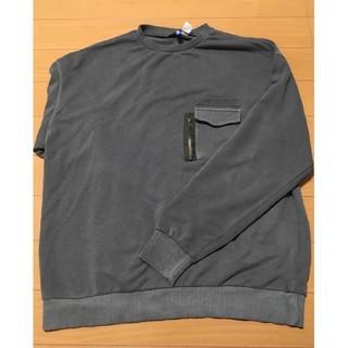 エイチアンドエム(H&M)のメンズ H&M スウェット XL 美品(スウェット)