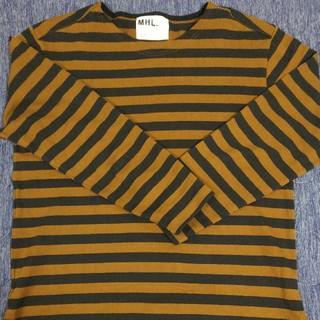 マーガレットハウエル(MARGARET HOWELL)のマーガレットハウエル カットソー(Tシャツ/カットソー(七分/長袖))