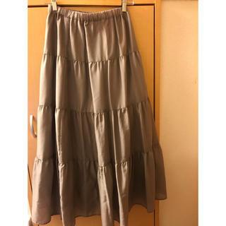 ナチュラルビューティーベーシック(NATURAL BEAUTY BASIC)のNATURAL BEAUTY BASIC♡ロングスカート(ロングスカート)