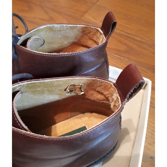 BARCLAY(バークレー)の革ショートブーツ レディースの靴/シューズ(ブーツ)の商品写真