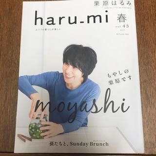 クリハラハルミ(栗原はるみ)のharu_mi春vol.43もやし(料理/グルメ)