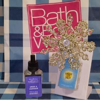 バスアンドボディーワークス(Bath & Body Works)のおまけ付き!バスアンドボディワークス ウォールフラワープラグ(アロマポット/アロマランプ/芳香器)