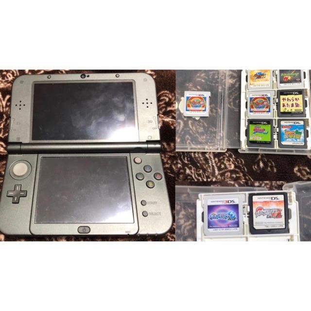 ニンテンドー3DS(ニンテンドー3DS)の3ds まとめ売りセット エンタメ/ホビーのゲームソフト/ゲーム機本体(家庭用ゲームソフト)の商品写真