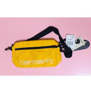 carhartt - carhartt ショルダーバッグ 未使用 黄色