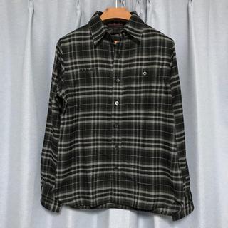 マムート(Mammut)のマムート 秋冬用チェックシャツ(登山用品)