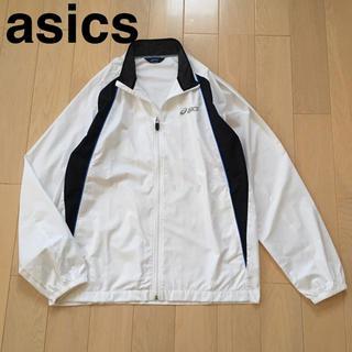 アシックス(asics)のasics ナイロンジャケット JASPO Mサイズ(ナイロンジャケット)