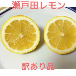 瀬戸田レモン 特別栽培レモン ジュース品 5kg(フルーツ)