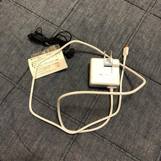 アンドロイド(ANDROID)のAndroid イヤフォン 充電器(バッテリー/充電器)
