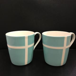 ティファニー(Tiffany & Co.)のTiffany & Co. ペアマグカップ(グラス/カップ)