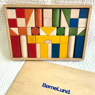 BorneLund - ボーネルンド BorneLund オリジナル積み木 カラー