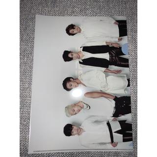 ビッグバン(BIGBANG)のBIGBANG クリアファイル(K-POP/アジア)