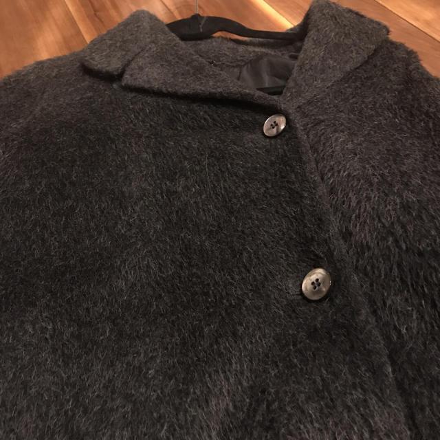 Salvatore Ferragamo(サルヴァトーレフェラガモ)のサルバトーレ フェラガモ  ロングコート M〜L レディースのジャケット/アウター(ロングコート)の商品写真