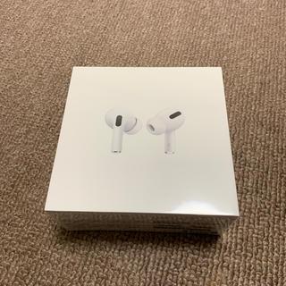 アップル(Apple)のApple AirPods Pro MWP22J/A 新品未開封品(ヘッドフォン/イヤフォン)