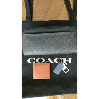 コーチ(COACH)のCOACH 福袋 ポーチ 財布 キーリング(折り財布)