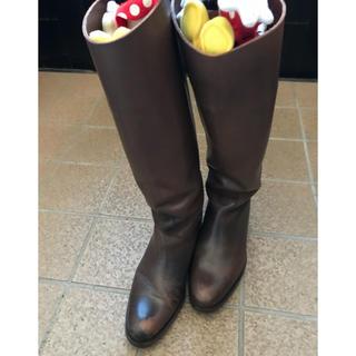 ロングブーツ(レインブーツ/長靴)