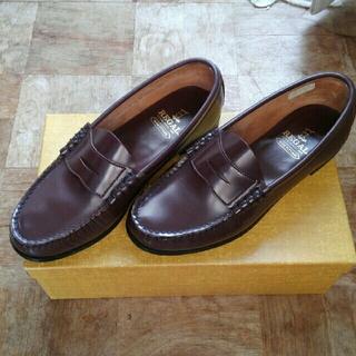 リーガル(REGAL)のREGAL ローファー 24.5 3E(ローファー/革靴)