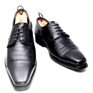 リーガル(REGAL)の【RITORNO】25cm 黒 ストレート(ドレス/ビジネス)
